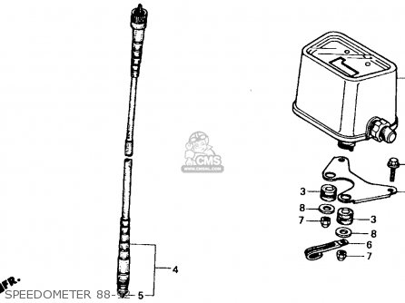 Honda Xr 350 Parts Diagram