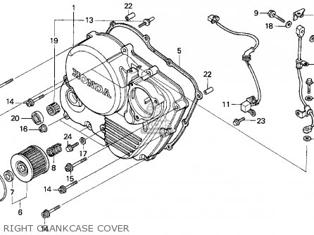 96 Honda Xr 250 Wiring Diagram on honda cb750 parts