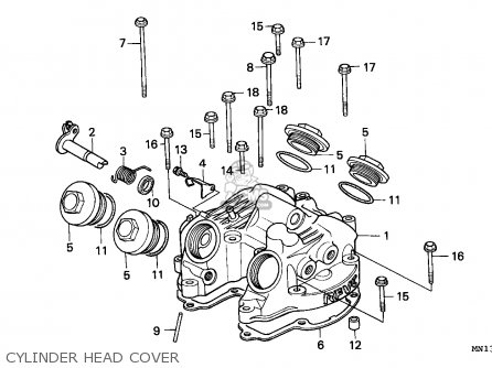 Xr600 Engine Diagram