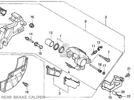 Honda Xr650r Carburetor Diagram