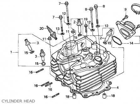 Honda Ct90 Carb Diagram on 1980 honda cb750 wiring diagram
