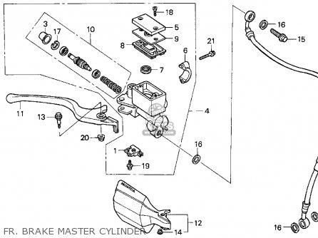 Kawasaki Kx 125 Parts Diagrams in addition 1995 Honda Cbr900rr Wiring Diagram moreover Partslist further Honda S2000 Wiring Diagram also Smog Pump Diagram. on honda xr650l engine