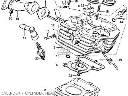 Doc Diagram Honda Xr75 Wiring Diagram Ebook