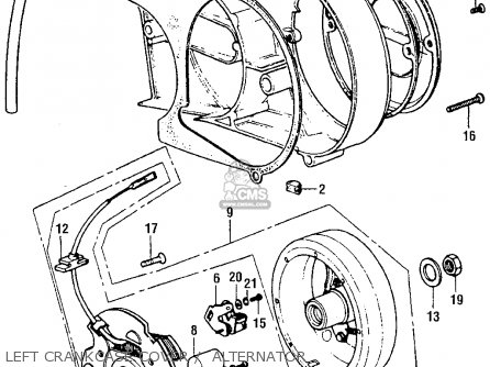 Lifan Engine Wiring on 110cc pocket bike wiring diagram