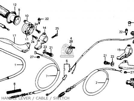 95 honda civic wiring diagrams honda xr75 wiring honda xr75 k5 1978 usa parts list partsmanual partsfiche