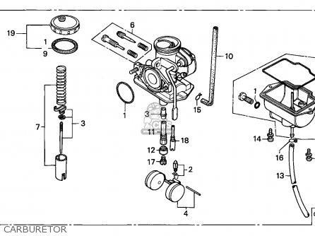 honda xr80r 1997 v mexico parts list partsmanual partsfiche. Black Bedroom Furniture Sets. Home Design Ideas