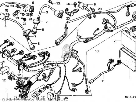 Honda Africa Twin Wiring Diagram