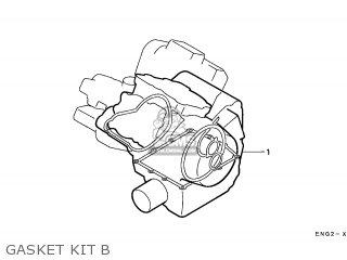 Honda Xrv750 Africa Twin 1992 Germany Gasket Kit B