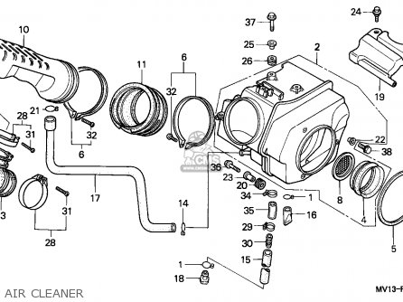 Honda Twin Cam Engine