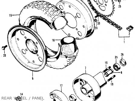 Honda Z50a - Best Place to Find Wiring and Datasheet Resources