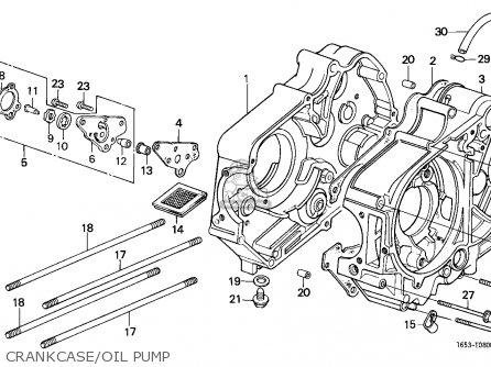 1983 Honda Xl 185 S Wiring Diagram furthermore Vss besides Quicksilver 3000 Classic Throttle Control likewise 90cc Atv Wiring Diagram additionally Partslist. on honda 90 parts diagram