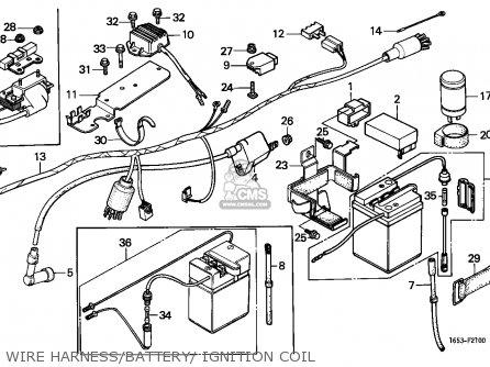 Honda Z50r Wiring