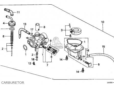 honda xrm 110 wiring diagram download honda monkey z50j wiring diagram #12