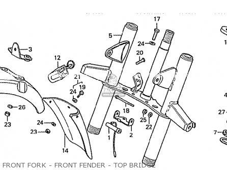 Honda Z50j1 Manual