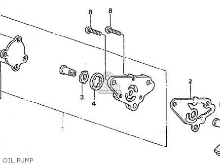 Honda z50j1 monkey japan parts lists and schematics honda z50j1 monkey japan oil pump swarovskicordoba Gallery