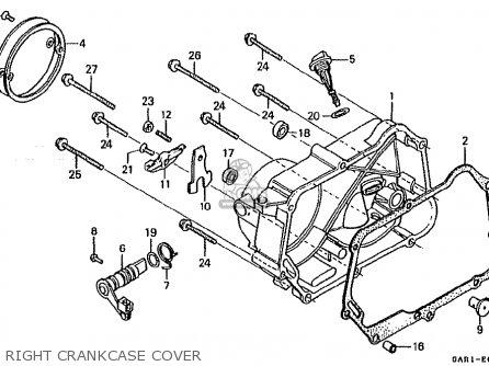 Honda Z50jp Monkey Baja Japan Parts Lists And Schematics