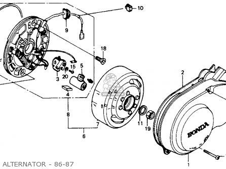 Honda Gc Engine