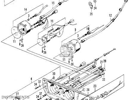 Honda Z600 Coupe 1970 2dr Ka Parts Lists And Schematics