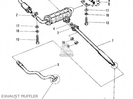 honda z600 coupe 1971 2dr ka exhaust muffler_medium00026309B__0202_e3b6 emerson electric motor wiring diagram efcaviation com fasco motor wiring diagram at love-stories.co