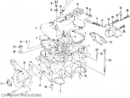 honda z600 coupe 1972 2dr (ka) parts list partsmanual ... honda n600 wiring diagram honda ignition wiring diagram