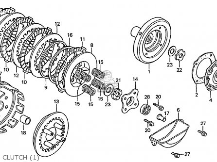 110cc Atv Engine Parts Diagram Service Schematics Gas And Electric