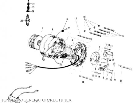 rotary engine exploded schematics