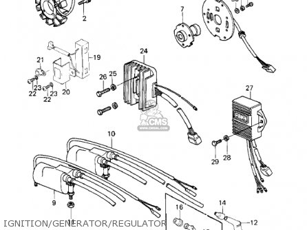 kawasaki 1980 kz1000 e2 shaft parts list partsmanual. Black Bedroom Furniture Sets. Home Design Ideas