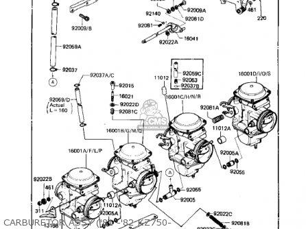 Kz750 Parts Diagram
