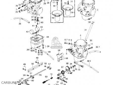 kawasaki 1980 kz750 g1 ltd ii parts list partsmanual partsfiche. Black Bedroom Furniture Sets. Home Design Ideas