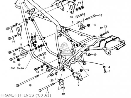 Kz440 Parts Diagram on wiring harness harley davidson