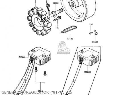 81 Kz440 Wiring Diagram on honda cb350 wiring diagram