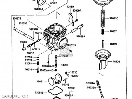 1990 Kawasaki bayou Service manual on