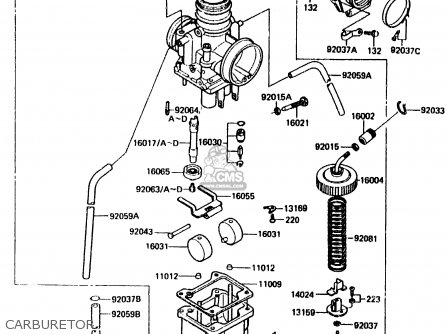 Wiring Diagram For 125cc Dirt Bike
