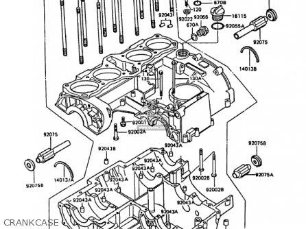 kawasaki 1987 kz1000 p6 police 1000 parts list partsmanual. Black Bedroom Furniture Sets. Home Design Ideas