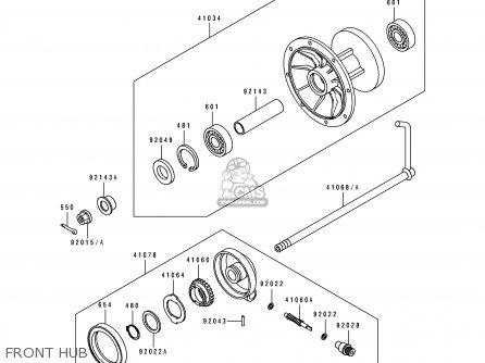 Kawasaki Kdx 200 Wiring Diagram