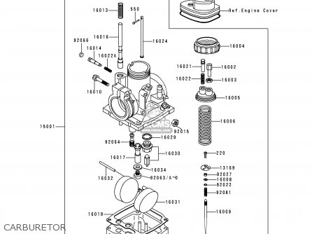 Cylinder Crankcase in addition Diagram Of Honda Atv Parts 1992 Trx250x An Crankcase Diagram additionally Floatlevel further 597943 as well X1 Mini Bike Wiring Diagram. on kawasaki ke100 carburetor