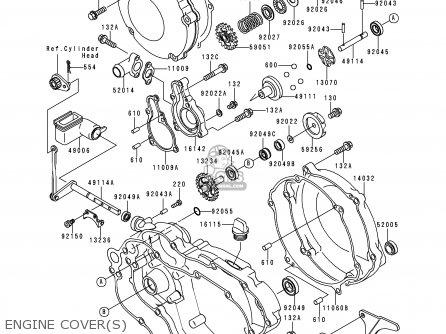 Kawasaki Mule 610 Engine Diagram on kawasaki mule wiring diagram