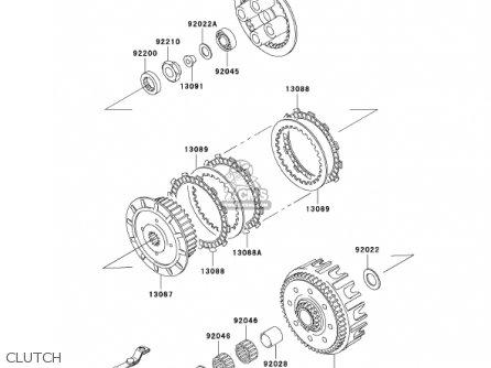 Kawasaki Kxparts Manual