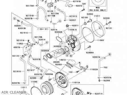 suzuki quadrunner fuel pump diagram