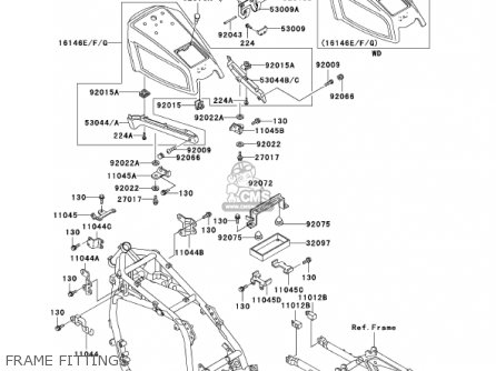 89 Kawasaki Voyager Fuse Box on voyager electric ke controller wiring diagram