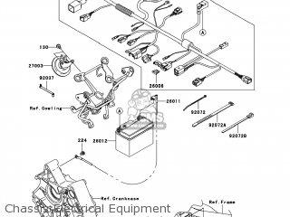 kawasaki ax125aaf fury 125r 2010 usa parts lists and schematics  cmsnl.com