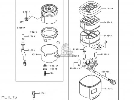 1968 Mercury Cougar Engine Diagram