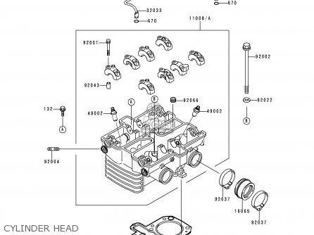 honda xr650l carburetor diagram