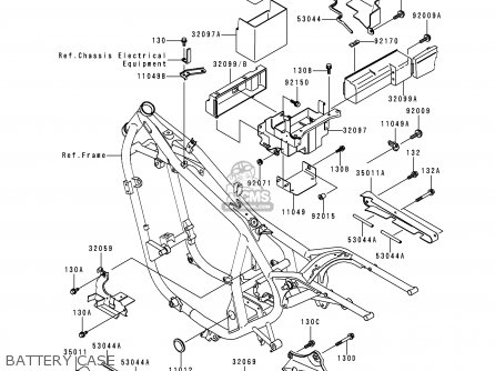 C3 Suspension Diagram