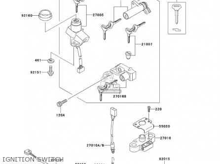 1956 Chevy Headlight Switch Wiring Diagram