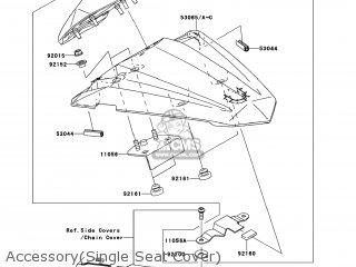 Kawasaki Ex300aes Ninja 300 2014 Usa Parts Lists And Schematics