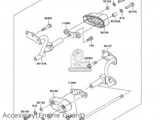 Kawasaki Ex300bef Ninja 300 2014 Usa Abs Parts Lists And Schematics