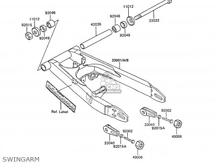 Belt Drive Parts Lists And