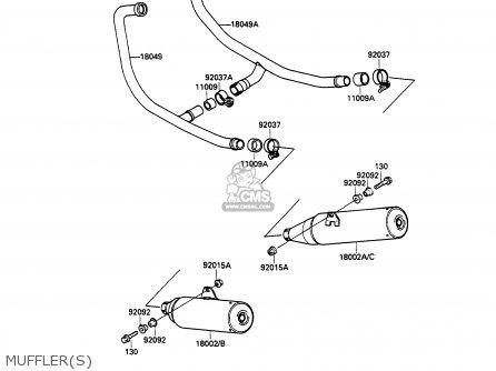 kawasaki ex500 electrical schematic