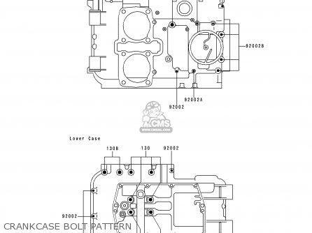 Kawasaki Ex500e7 Gpz500s 2000 France Nl Ar Fg Gr Is It Nr Parts